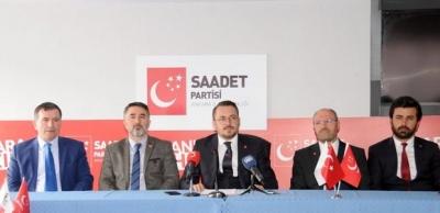 Saadet Partisi'nden AKP'ye geçen adayı en son Soylu ziyaret etmiş!