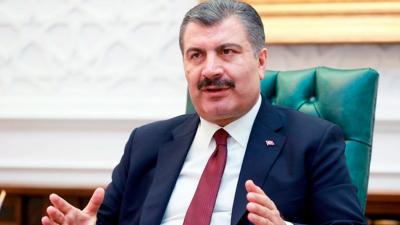 Sağlık Bakanı Fahrettin Koca, Meral Akşener'e teşekkür etti