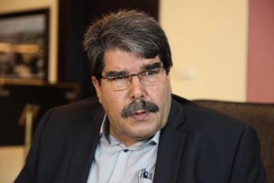 Salih Müslim: YPG gerilla savaşına yönelecek