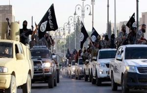 Şam Cephesi'nden IŞİD konvoyuna saldırı!