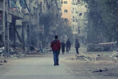 Şam'da patlama: Yaralılar var
