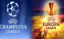 Şampiyonlar Ligi ve Avrupa Ligi'nde yarı final eşleşmeleri belli oldu!