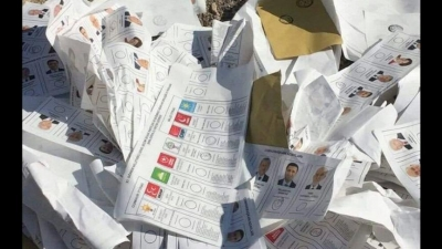 Şanlıurfa'da çöpe atılmış oylar bulundu!