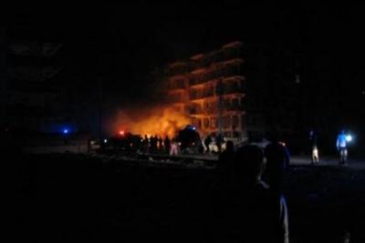 Şanlıurfa'da patlama: 1 ölü, 10 yaralı