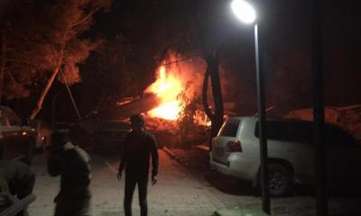 Şanlıurfa'da patlama! 16'sı asker 17 yaralı