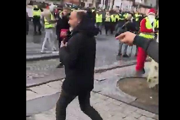 Sarı Yelekli'den TRT'ye: Macron da gidecek, Tayyip de gidecek
