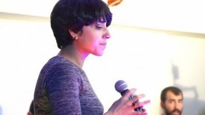 Şarkıda 'Kürdistan' sözcüğü geçtiği gerekçesiyle Koma Rosîda'nın solisti Jiyan tutuklandı