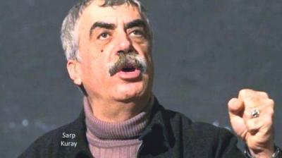Sarp Kuray, Yaşar Okuyan'ı ziyaret etti