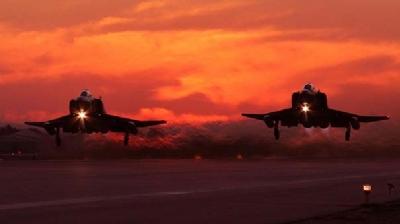 Savaş Uçakları Suriye'ye havalandı!