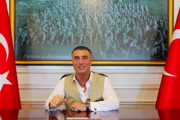 Sedat Peker:Türkler güvenlikleri için yasal yollardan silah sahibi olmalıdır