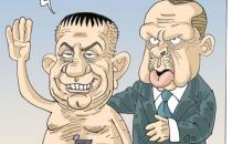Sefer Selvi'den Sedat Peker karikatürü!