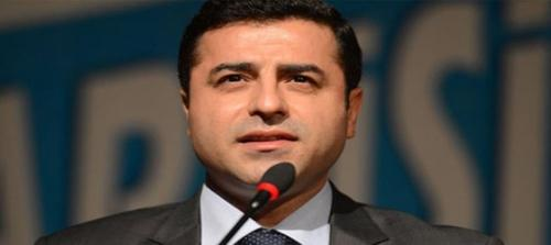 Demirtaş'tan TRT ve RTÜK hakkında suç duyurusu