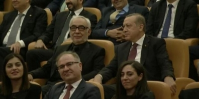 Şener Şen, Cumhurbaşkanlığı Ödülü'nü 'toplumsal barışa' adadı