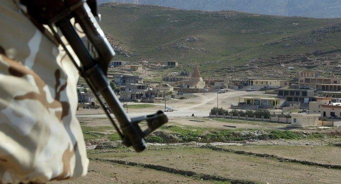 Şengal'de Irak ordusu ile YBŞ arasında çatışma: Ölü ve yaralılar var