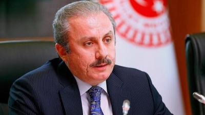Şentop yeniden TBMM Başkanı seçildi