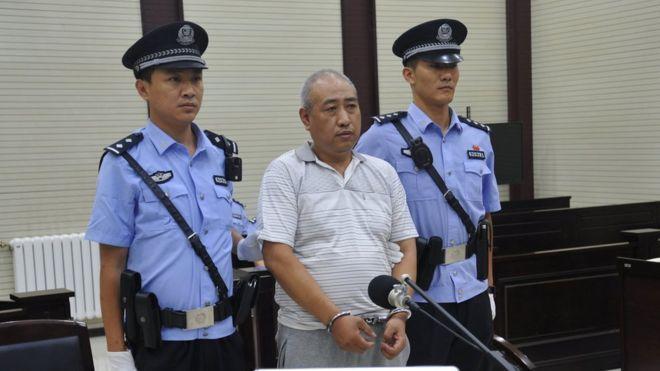 Seri katil Geo Chengyong idam edildi