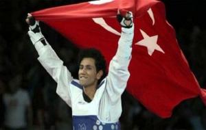 Servet Tazegül dünya şampiyonu oldu!