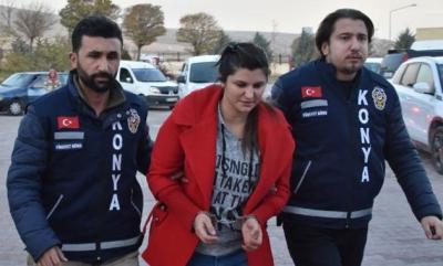 Sevgilisini öldüren Azeri kadın: Oğlumu boğduğunu duyunca bıçakladım