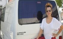 Şevval Sam minibüste yaşamaya başladı!