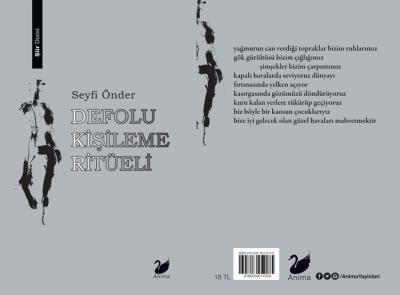 Seyfi Önder, 'Defolu Kişileme Ritüeli' kitabı ile okurlarıyla buluşuyor