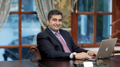 Sezgin Baran Korkmaz'ın şirketinde çalışan bekçi, 8 milyon dolara villa almış