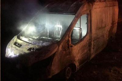 Sigara dağıtım aracı kaçırıldı, şoförü ormana atıldı