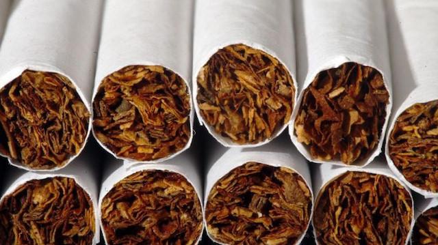 Sigara vergisine zam yapıldı