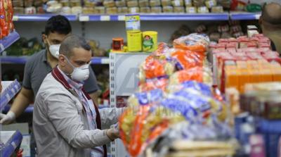 Siirt'te normalleşme kararının ardından market çalışanlarında virüs tespit edildi