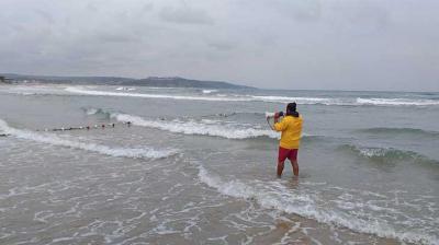 Şile'de denize girme yasağı