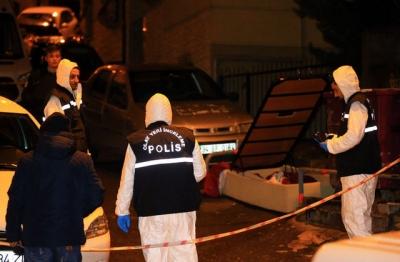 Şişli'de çöpe atılan bazadan erkek cesedi çıktı