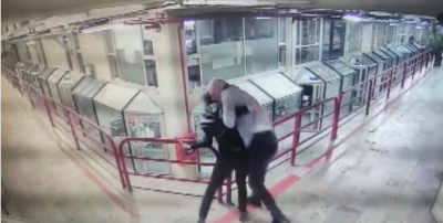 Şişli'de tartıştığı esnafı 12. kattan aşağı attı