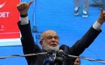 Sivas katliamcılarını kutlayan isim Saadet Partisi'nin yeni başkanı!