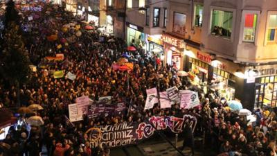 Soylu: 8 Mart'ta her yerde yürüyüş yapabilirsiniz, İstiklal Caddesi hariç