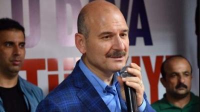 Soylu'dan valilere talimat: CHP İl Başkanlarını şehit cenazelerine kabul etmeyin