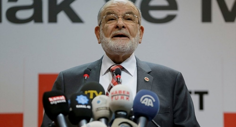 SP lideri Karamollaoğlu: AK Parti'nin beklentisi aç tavuğun rüyasında darı ambarı görmesidir