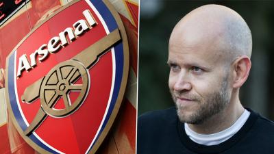 Spotify'ın kurucusunun Arsenal'i satın alma teklifi reddedildi