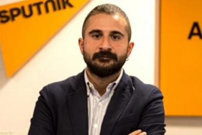 Sputnik Türkiye Genel Yayın Yönetmeni serbest bırakıldı