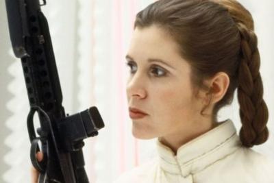 Star Wars oyuncusu Carrie Fisher yaşamını yitirdi
