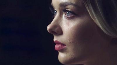 Stresten kurtulmak için ağlama dersi