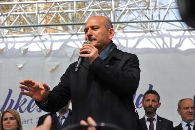 Süleyman Soylu: Bir bomba taşıyıcısının belediye meclis üyeliğinde ne işi var