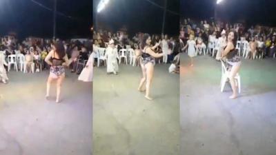 Sünnet düğününde seksi dansla ilgili 6 kişiye dava