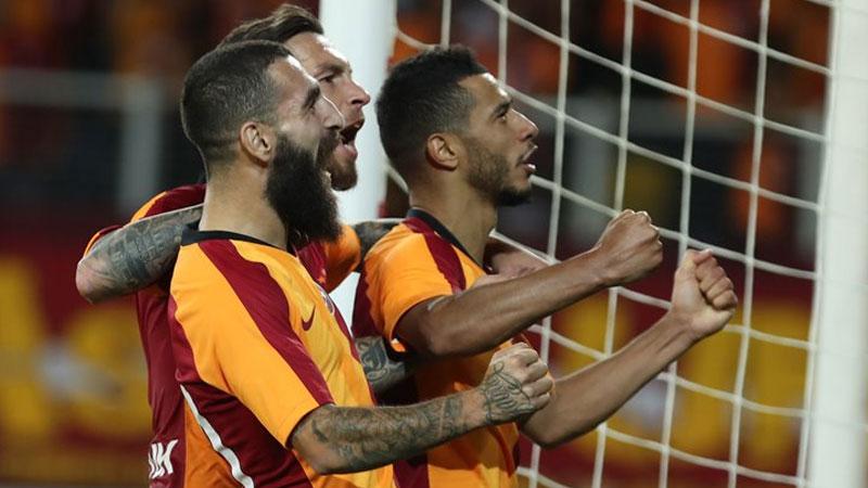 Süper Kupa 6. kez Galatasaray'ın