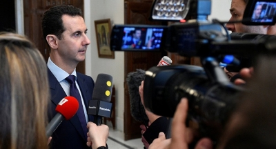 Suriye Cumhurbaşkanı Esad: Terörü destekleyen ülkeler, yeniden yapılanma sürecine dahil olamaz