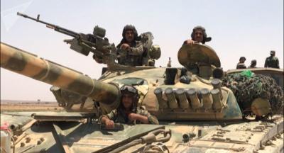 Suriye devlet ajansı: Suriye ordusu, Türk saldırısına karşı koymak üzere kuzeye hareket ediyor