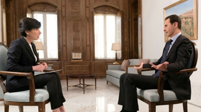 Suriye Devlet Başkanı Esad: Türkiye'yi ABD yönlendiriyor