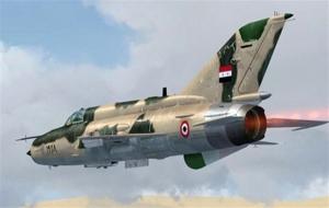 Suriye savaş uçağı düştü!