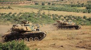 Sınır'da savaş hazırlığı! Lazkiye'ye askeri üs...