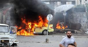 Suriye'de patlama: 2 ölü, 12 yaralı