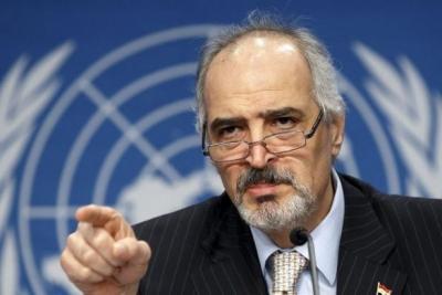 Suriye'den BM kararına tepki: Kanlı oyununuz bitti!