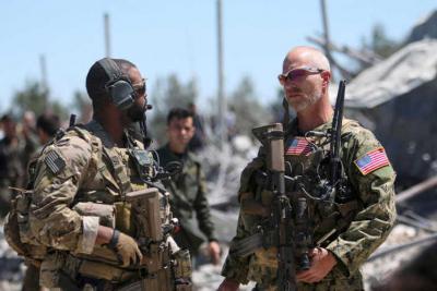 Suriye'den çekilen askerler Irak'a gidebilir